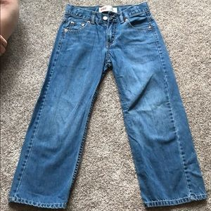 Levi's Bottoms - Boys Levi's relaxed jeans
